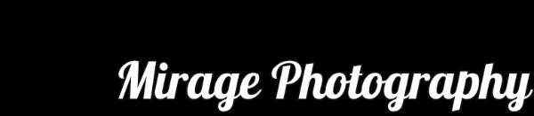 Mirage Photography Logo